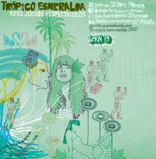 RIFAS, JUEGOS Y ESPECTÁCULOS [EP] (2007)